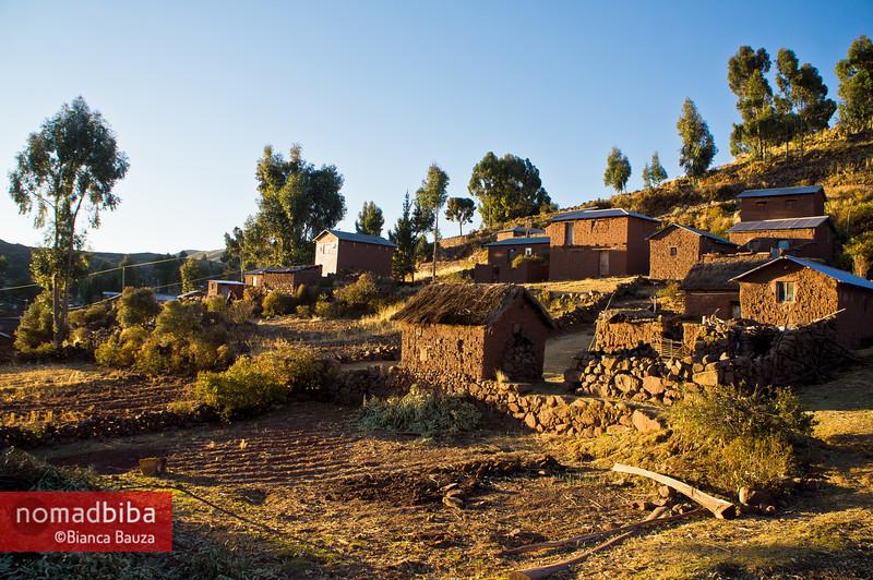 Lake Titicaca: Capachica peninsula