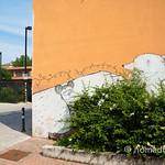 Street art in Bologna by Ericailcane