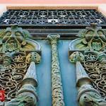 Door in Sintra, Portugal