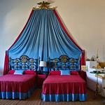 Bedroom at Casa Museu Salvador Dalí in Port Lligat, Spain