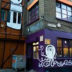Street art by Padure & Stik in London, UK