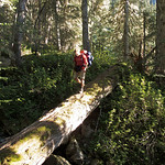 Hiking up to Wedgemount Lake BC, Canada For the story check out:  Full Moon Mission Up Wedgemount