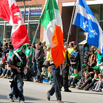 Montreal's 2012 Saint Patrick's Parade