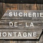 Sucrerie de la Montagne For more, check out my post: Welcoming Spring at Sucrerie de la Montagne