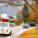 On the streets of Jasper