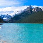 Lake Louise in Alberta