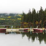 Lake around Jasper