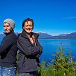 Posers near Bariloche, Argentina