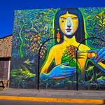 Street art in Cochabamba by Steep