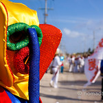 Marimonda at Batalla de Flores 2013