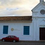 Modern Art Museum in Cuenca, Ecuador