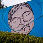Street art in Lima, Peru by Pol Corona