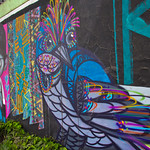 Street art in Lima, Peru by Charquipunk